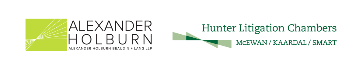 clients clientAlexander Holburn Hunter Litigation Chambers