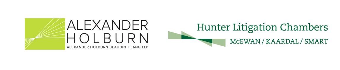 clients clientAlexander Holburn Hunter Litigation Chambers