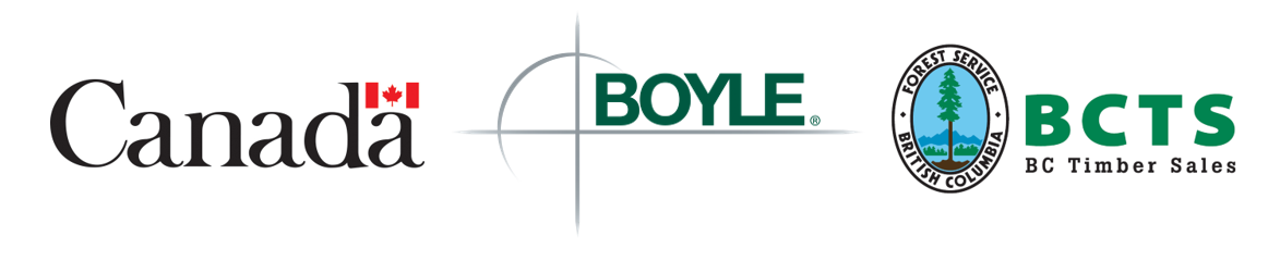 Canada Boyle BCTS BC Timber Sales